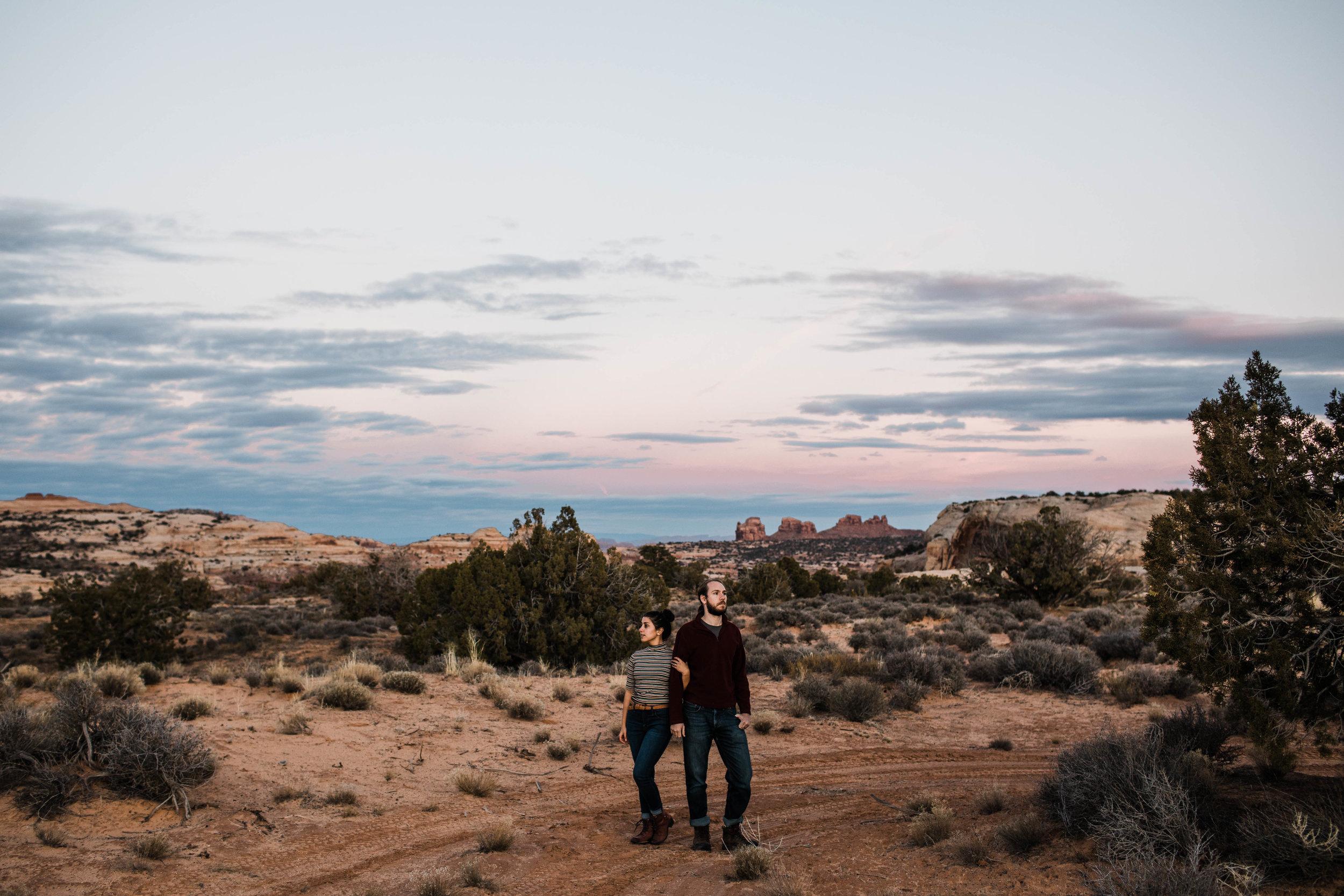 Moab Utah Adventure Session | Utah Elopement Photographer
