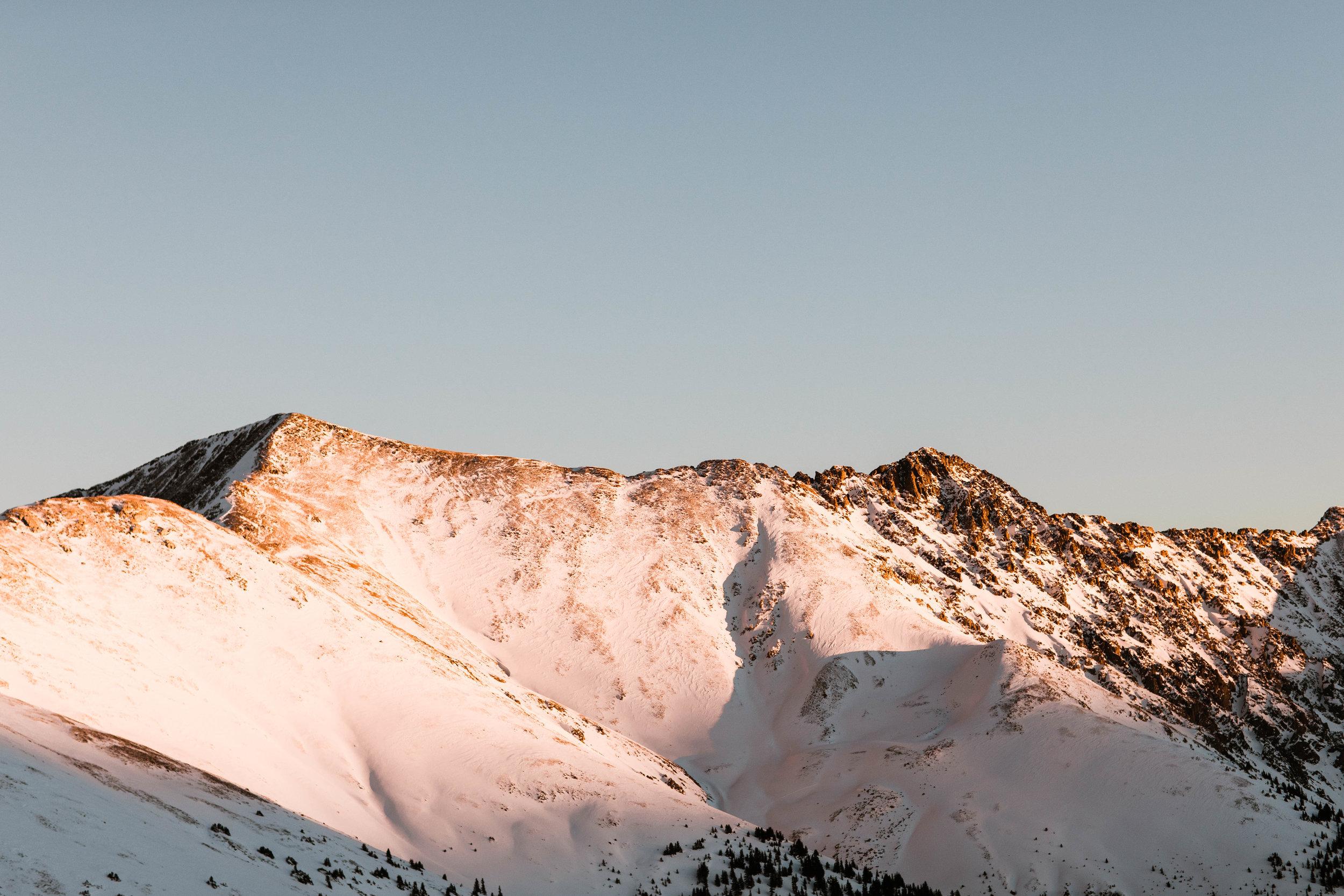 Colorado's alpine tundra   Colorado Elopement Photographer