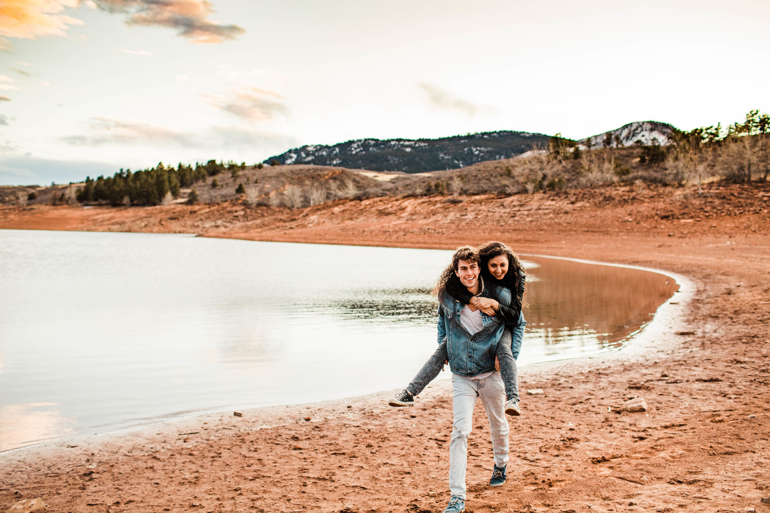 Fort Collins Adventure Session | wedding photographers in Fort Collins