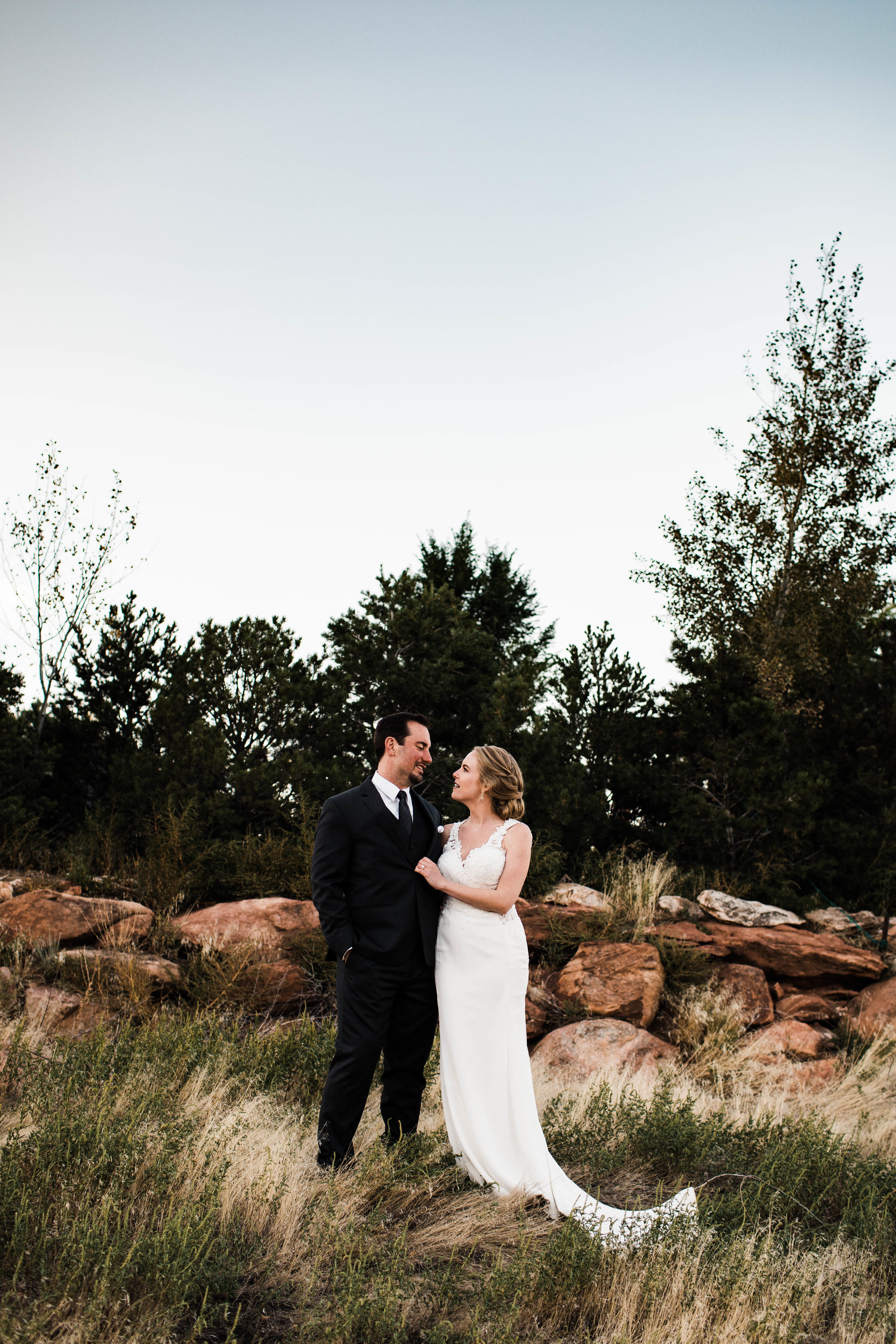 Small, Intimate Adventure Wedding | Denver Colorado Wedding | Best Colorado Adventure Wedding Photographers