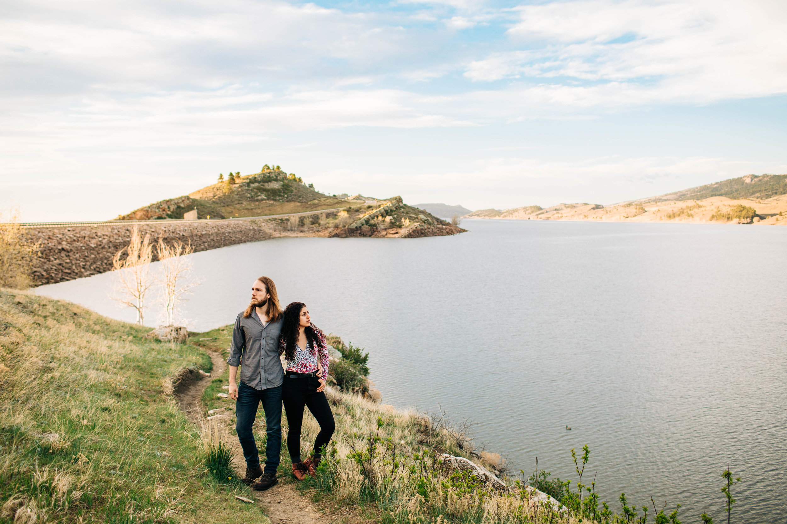 Colorado Engagement Photos | Fort Collins elopement photographers