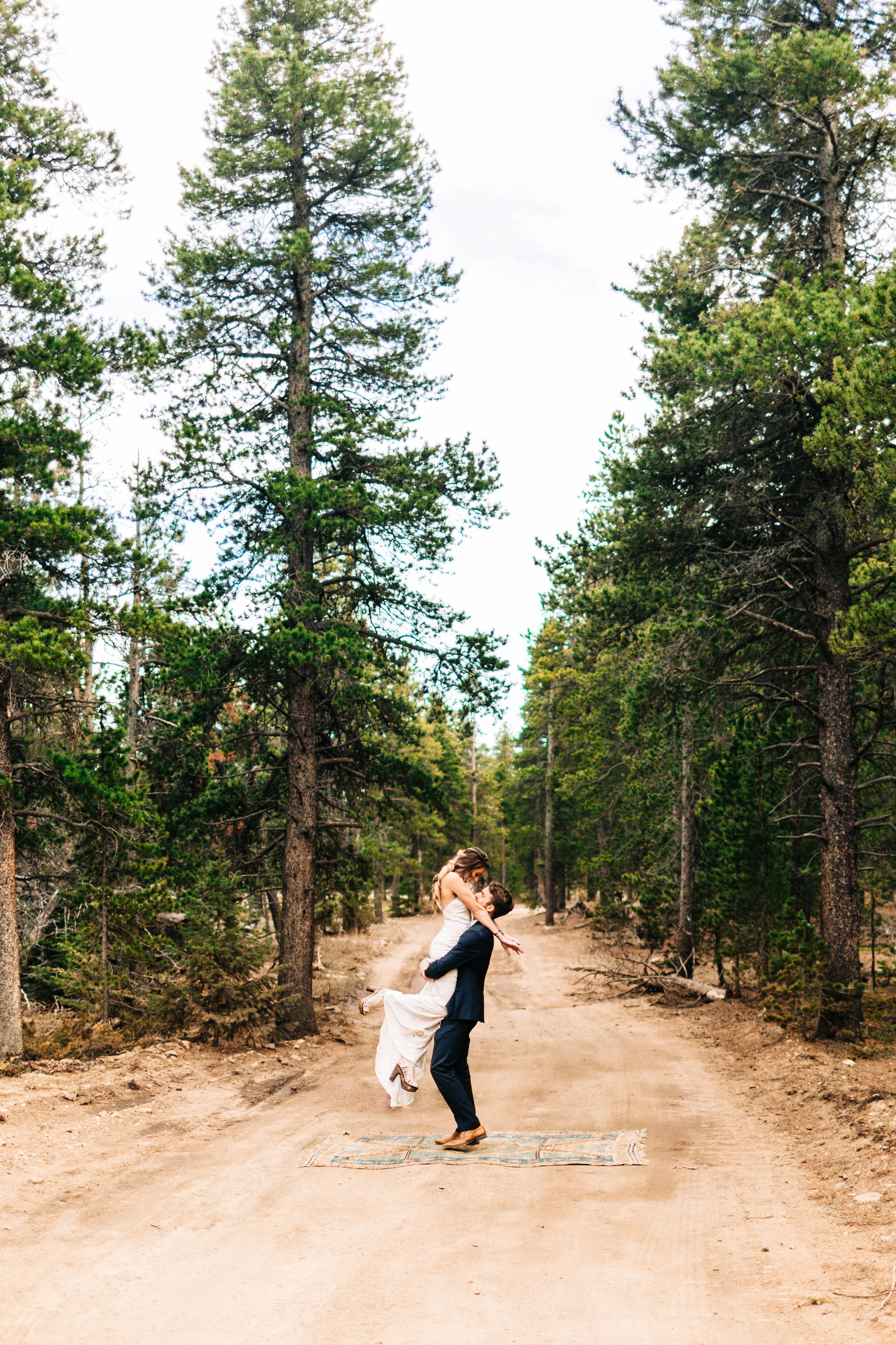 celebrating a Rocky Mountain elopement | intimate wedding photographers in Fort Collins