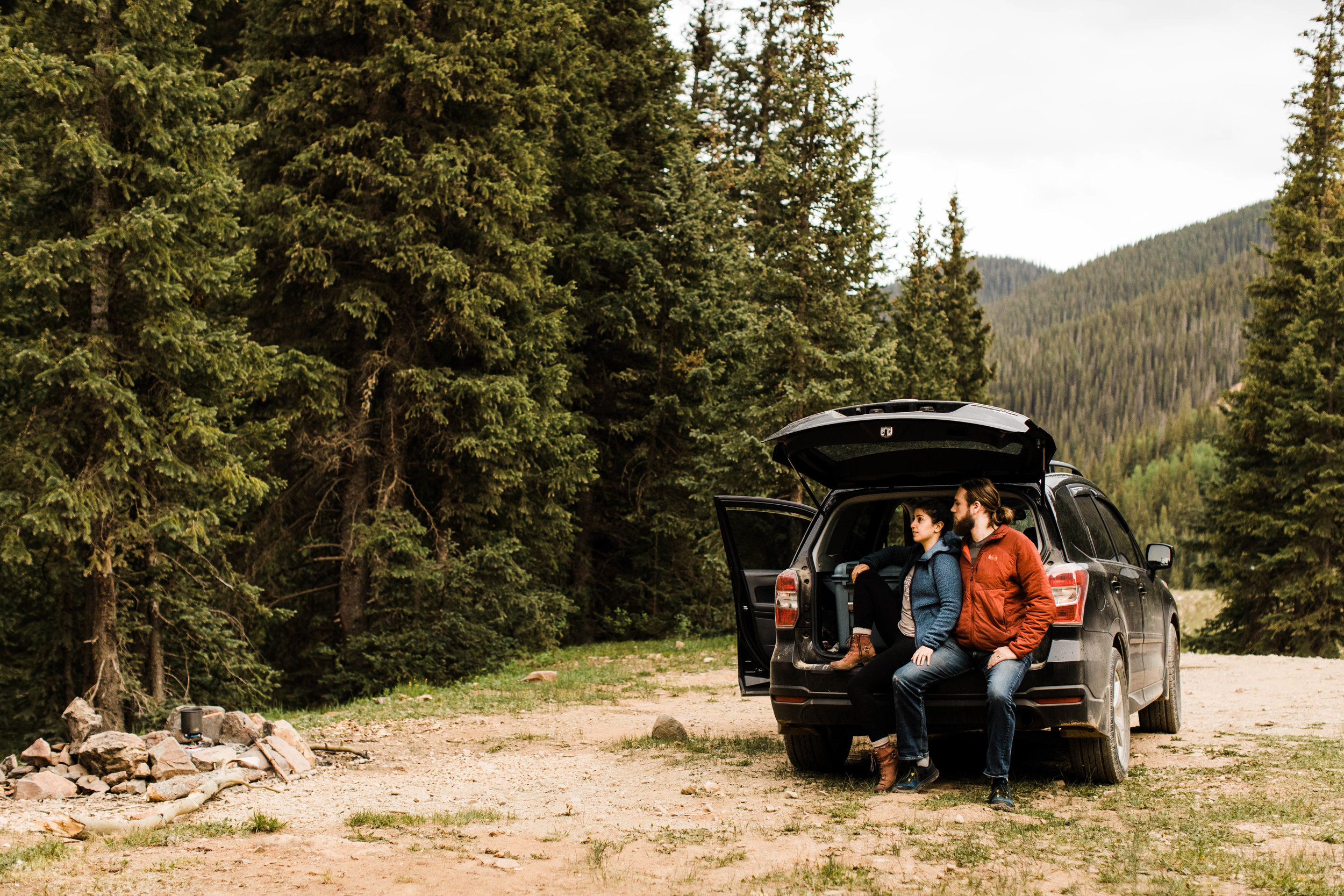 Copy of Camping and Backpacking Elopement Photographers in Colorado