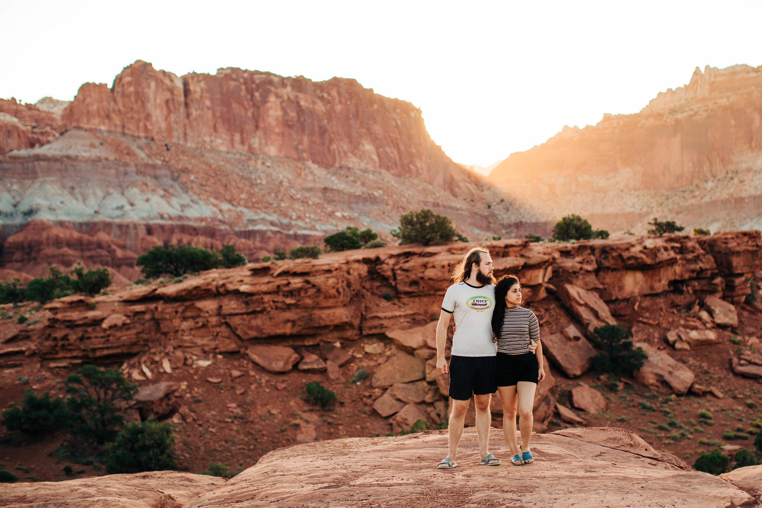Copy of Desert Elopement near Colorado | Best Colorado Elopement Photographers
