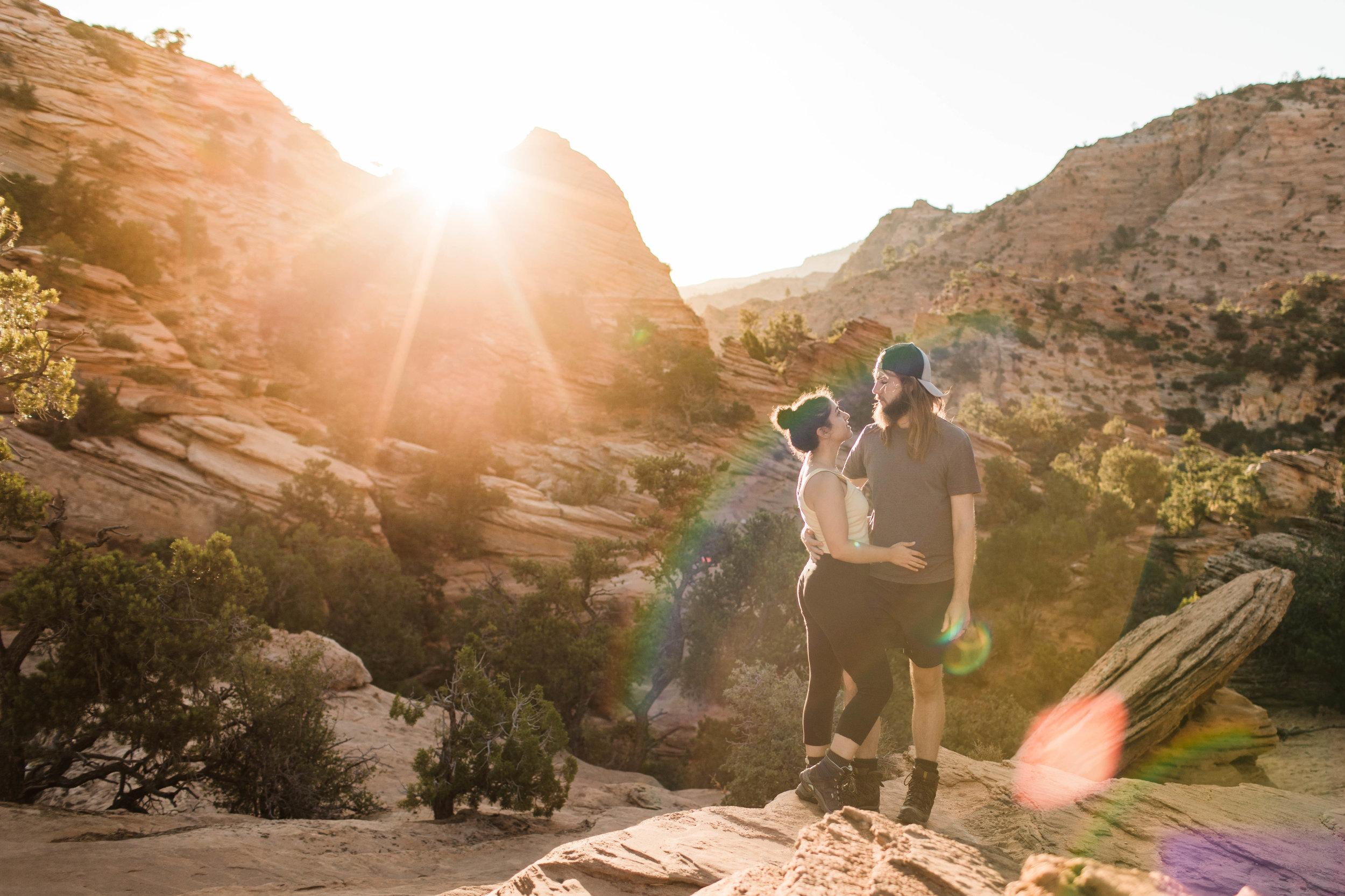 Copy of Adventure elopement photographers in Colorado