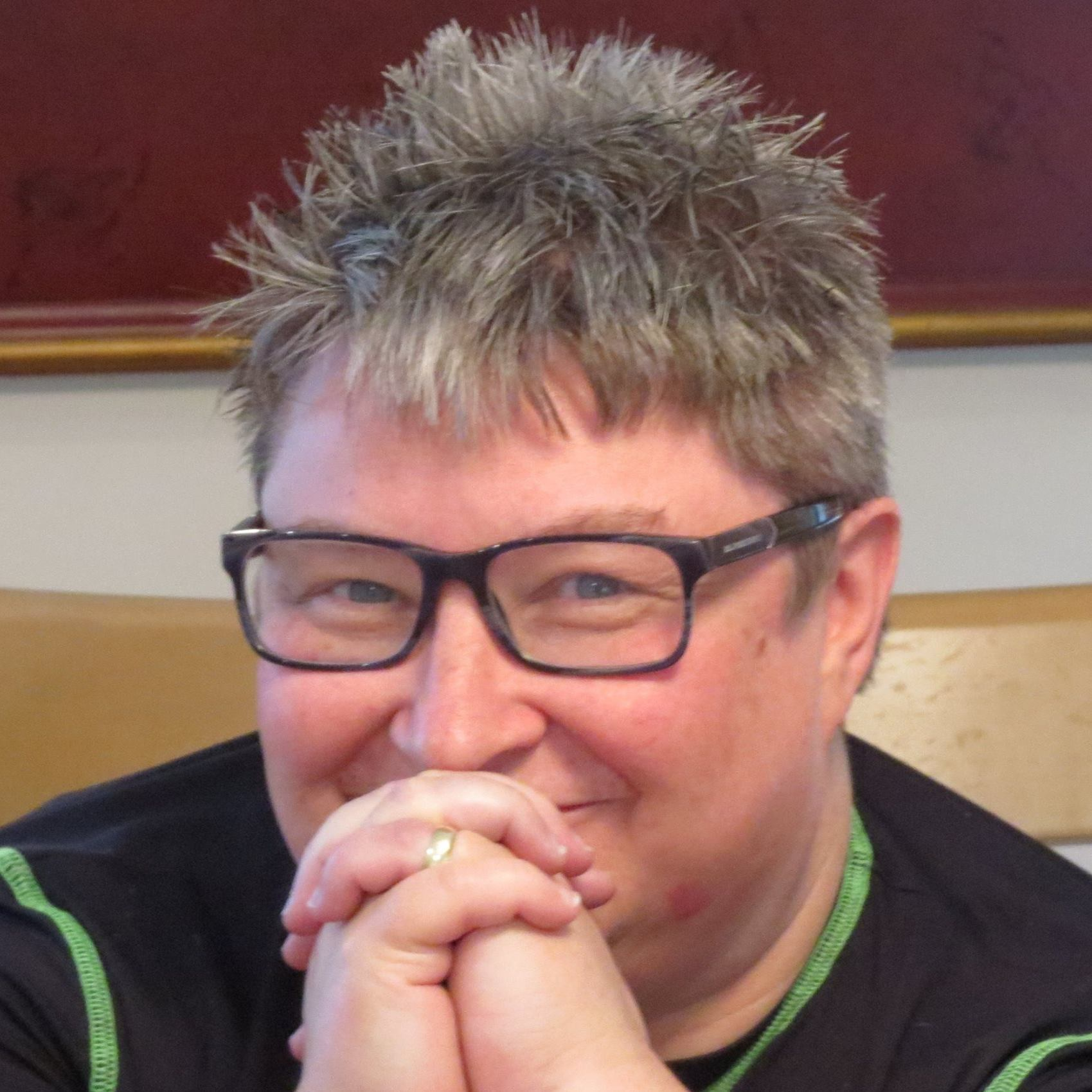 Darla Baker, Author, Therapy Café Co-Host/Producer