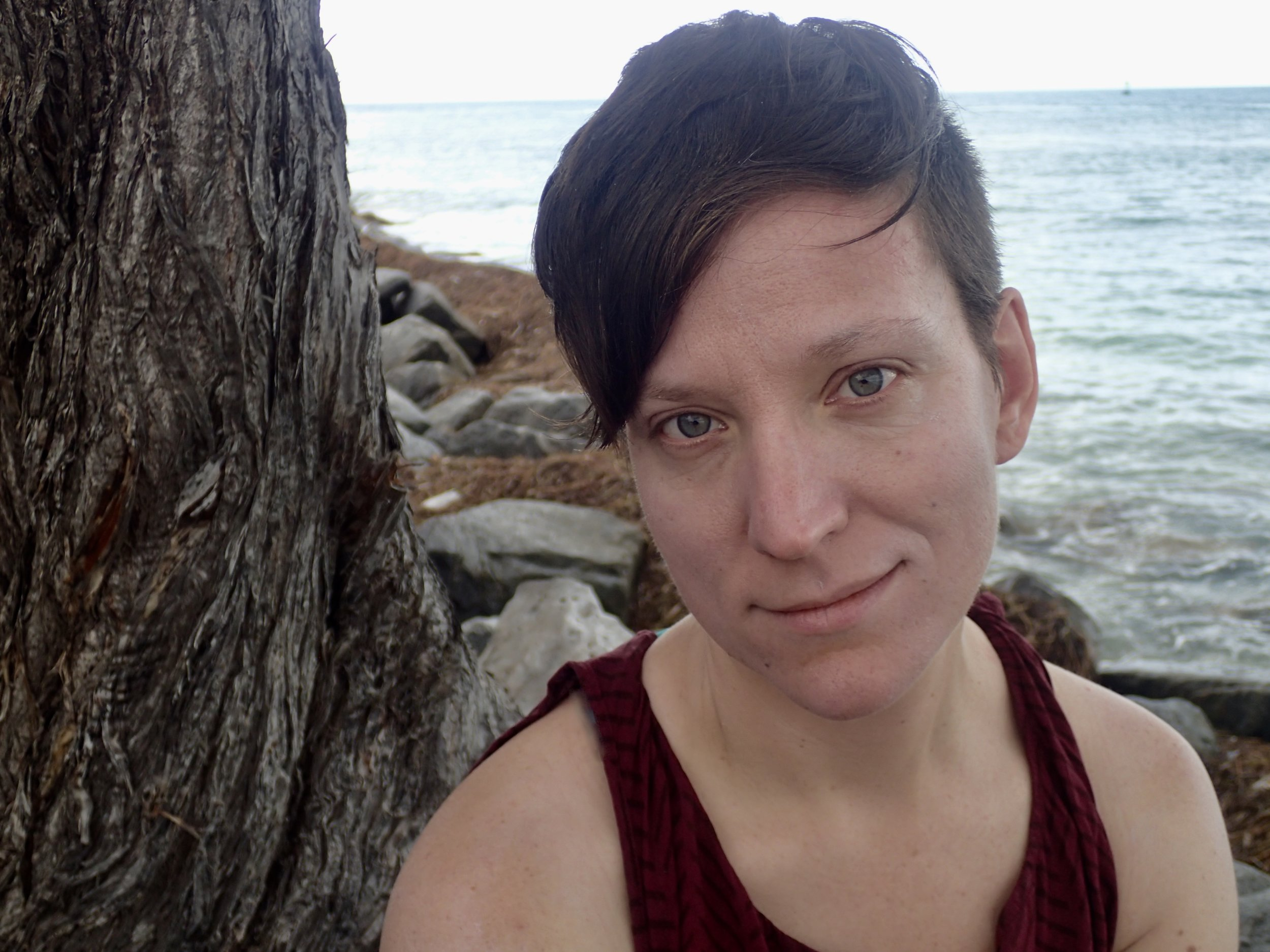Lindsey Danis, winner of the 2019 Stone Soup Community Press Writing Fellowship