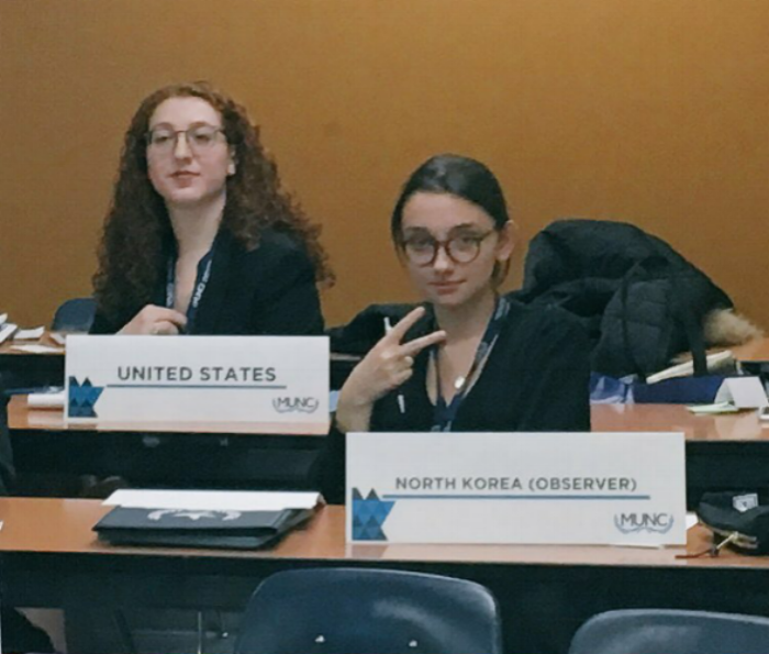 """""""Why should not North Korea, a member state of this committee, have the right to vote on such important motions?"""" asked the delegate of China."""