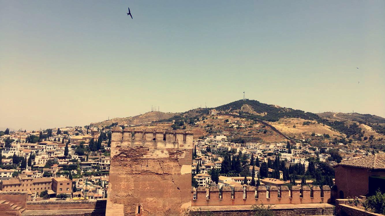 Alhambra Palace  Granada, Spain