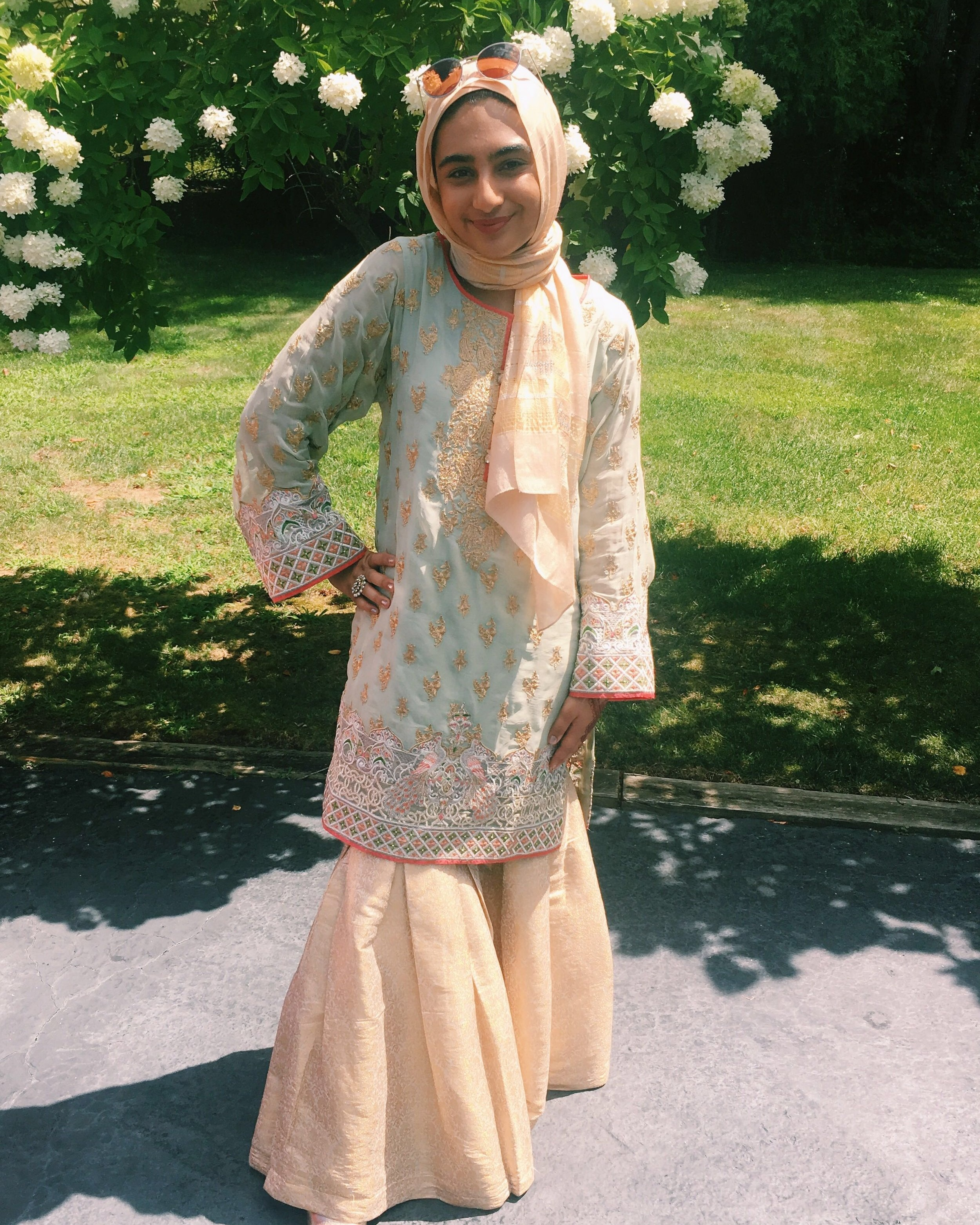 Treasurer -  Maryam Khalid  Born and raised in New Jersey, Maryam Khalid attended her first MYNA camp in the winter of 2016 in Maryland. Ever since, Maryam has fallen in love with the organization from being a camper to committee member to Finance Chair on the Midatlantic Regional Executive Committee. As she enters her term as Treasurer, Maryam will be attending Rutgers University New Brunswick-Honors College as a STEM student. Her passions include scientific research, writing, political engagement, and musical theatre. She hopes MYNA can change people's lives, as it has vastly changed hers for the better.