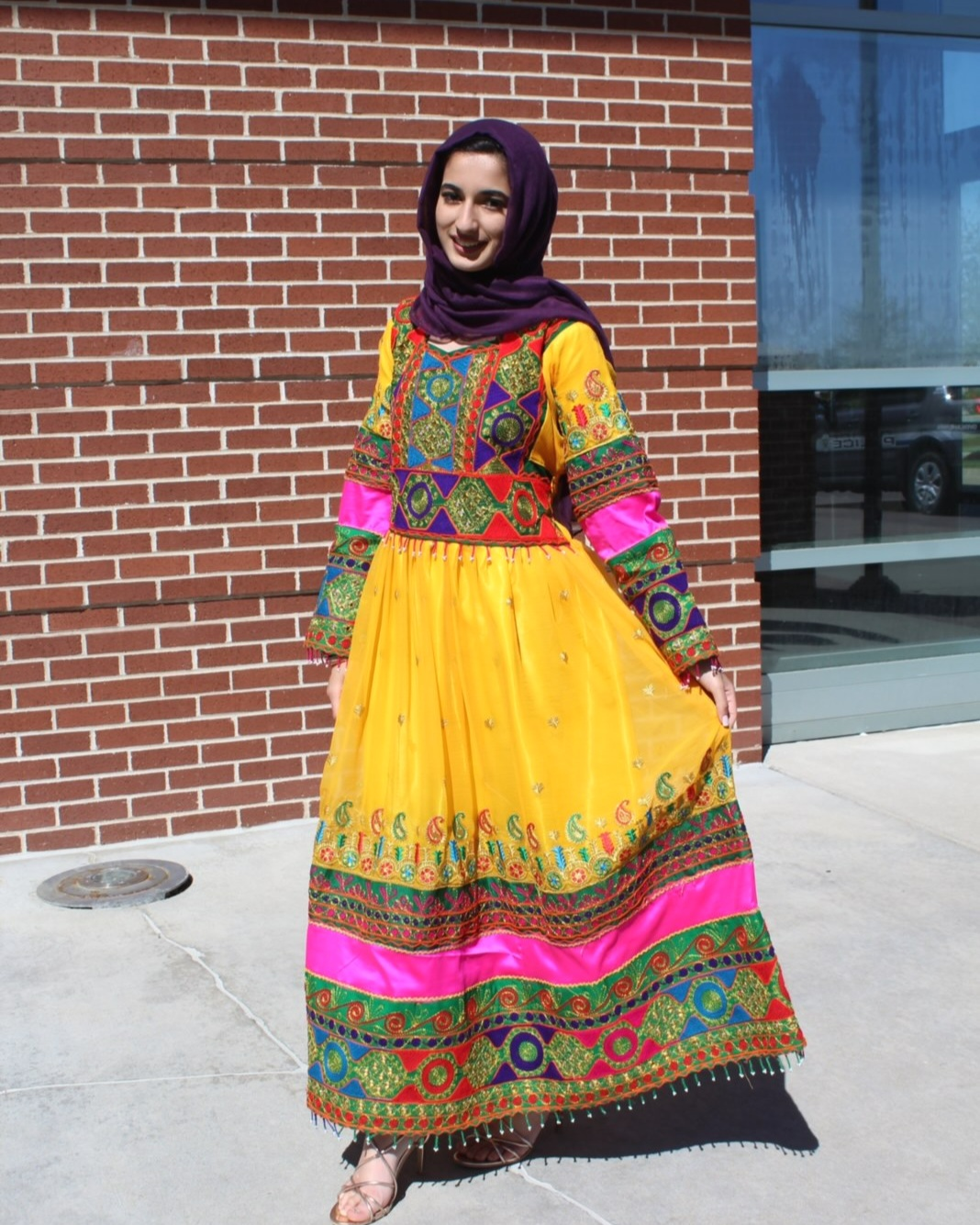 Secretary   -  Syeda Mahnoor  Born and raised in Overlandpark Kansas, Syeda Mahnoor attended her first MYNA camp in 2015. Since then MYNA has become a big part of her life. She is currently a freshmen, studying psychology at the University of Kansas. In her free time, Syeda likes to paint and spend time with her friends and family.