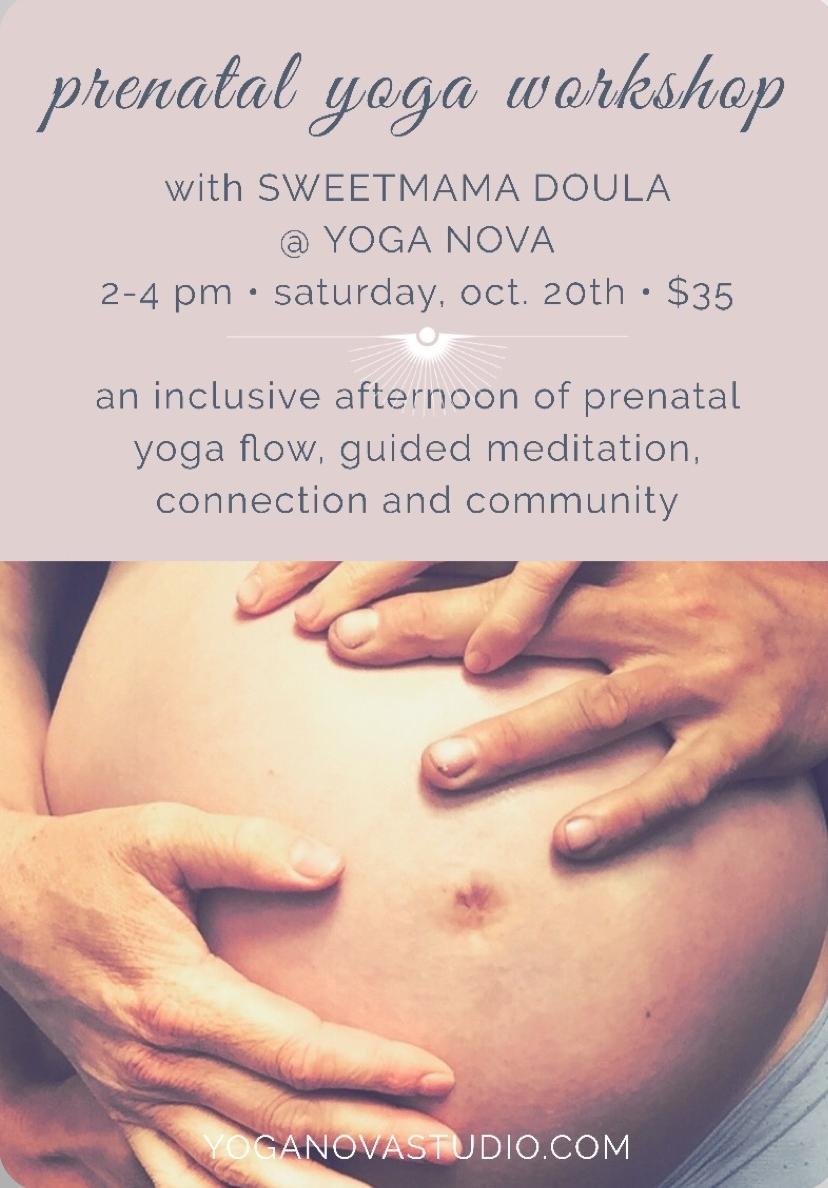 yoga nova October