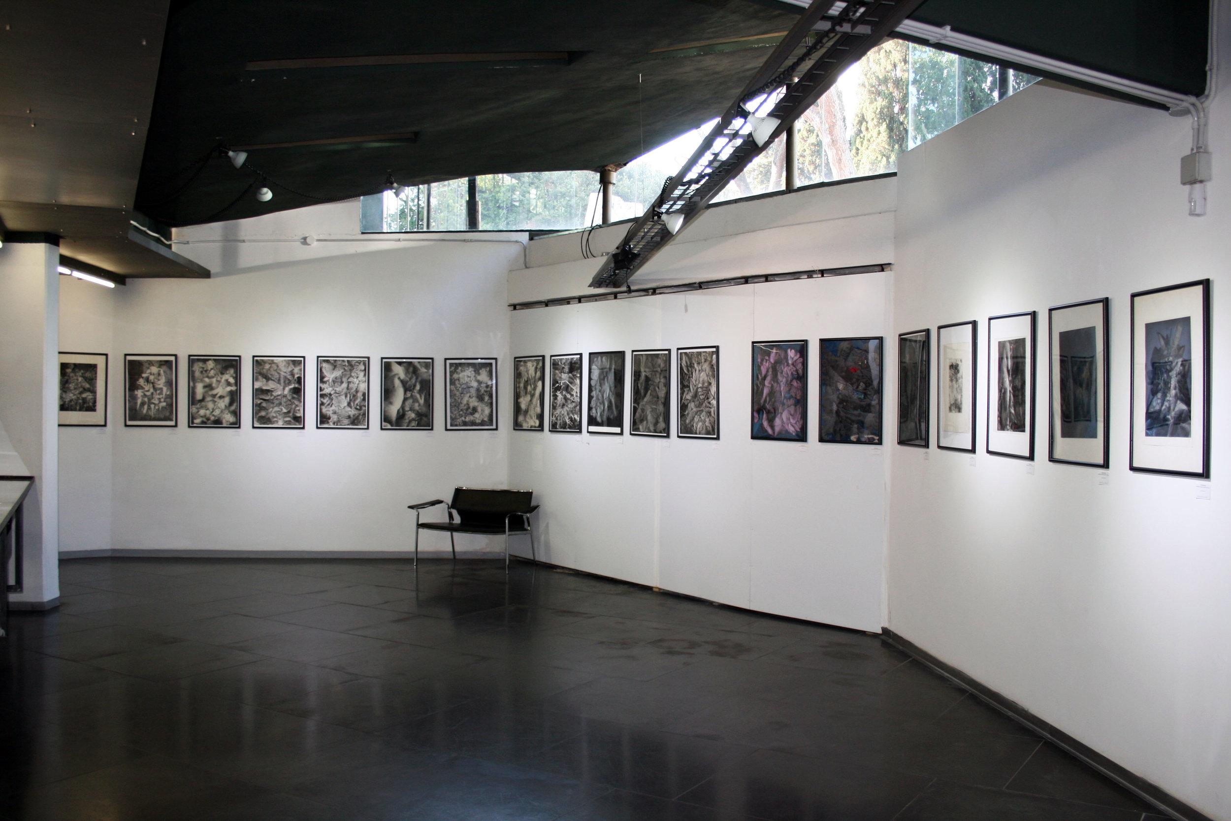 """Photogallery della mostra """"Visionaria"""" al Micro di Porta Mazzini (Roma)"""