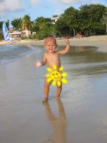 Avery on beach.JPG