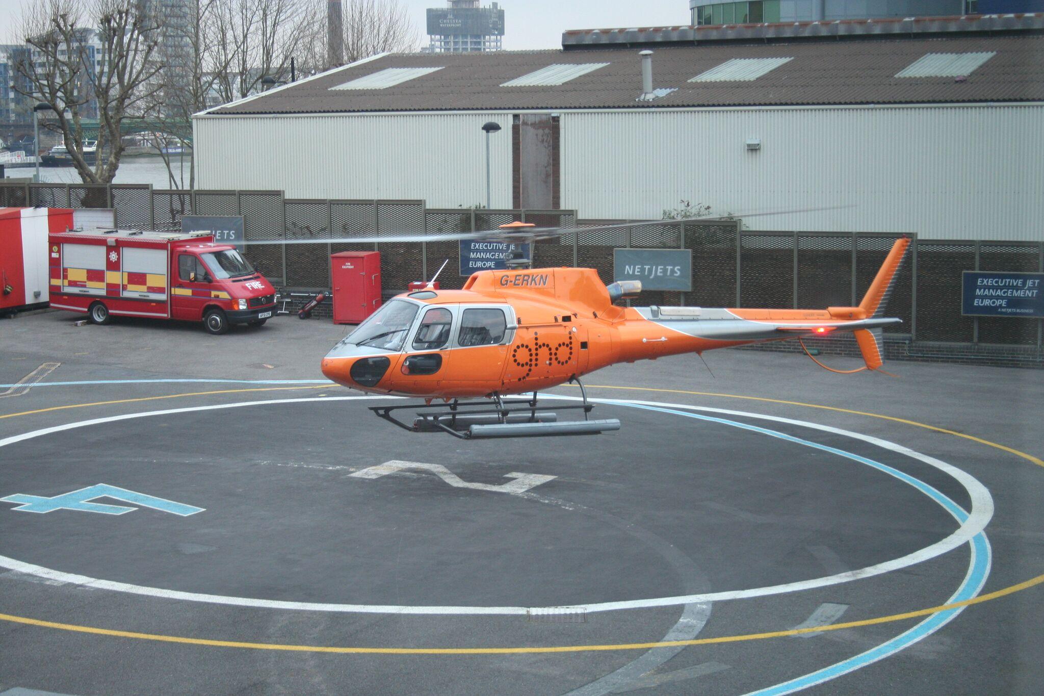 Rebranded AS350