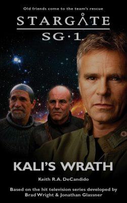Kali's Wrath - Keith R.A. DeCandido Interview
