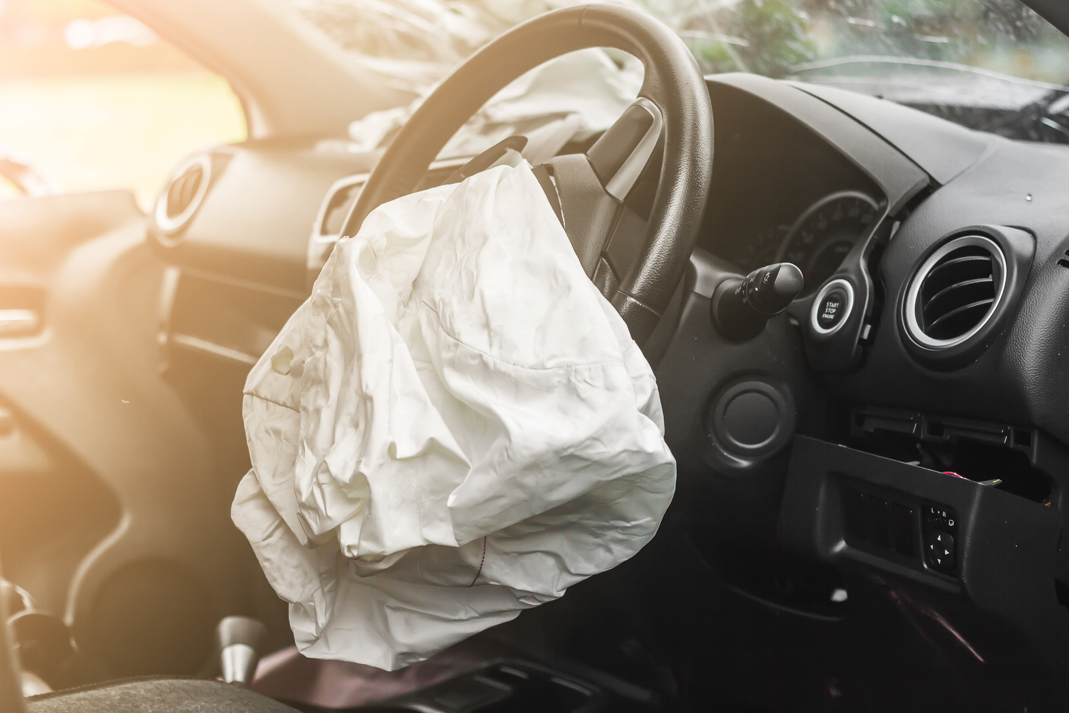 - While the car may be damaged only minimally, the occupants can suffer considerable soft tissue injury, .