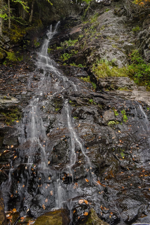 Upper Dun Falls