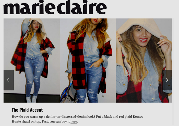 marie claire/DEC 2014