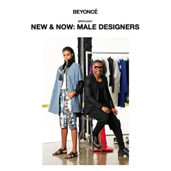 Beyoncé/FEB 2015