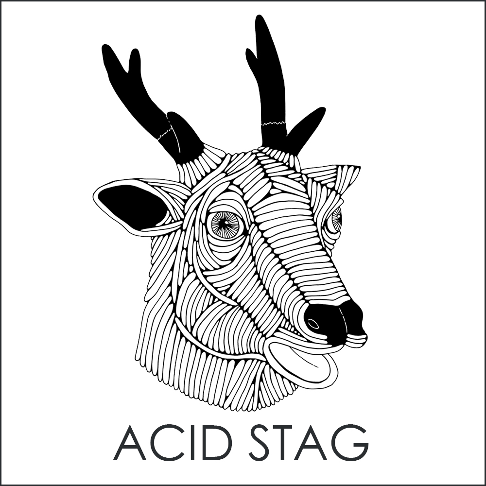 Submit to acid stag