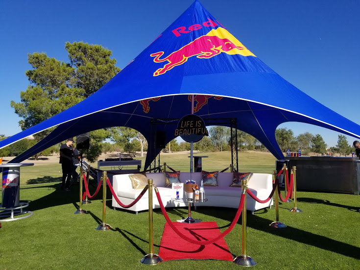 Terrible Herbst Tournament - Red Bull VIP Lounge @ Wild Horse