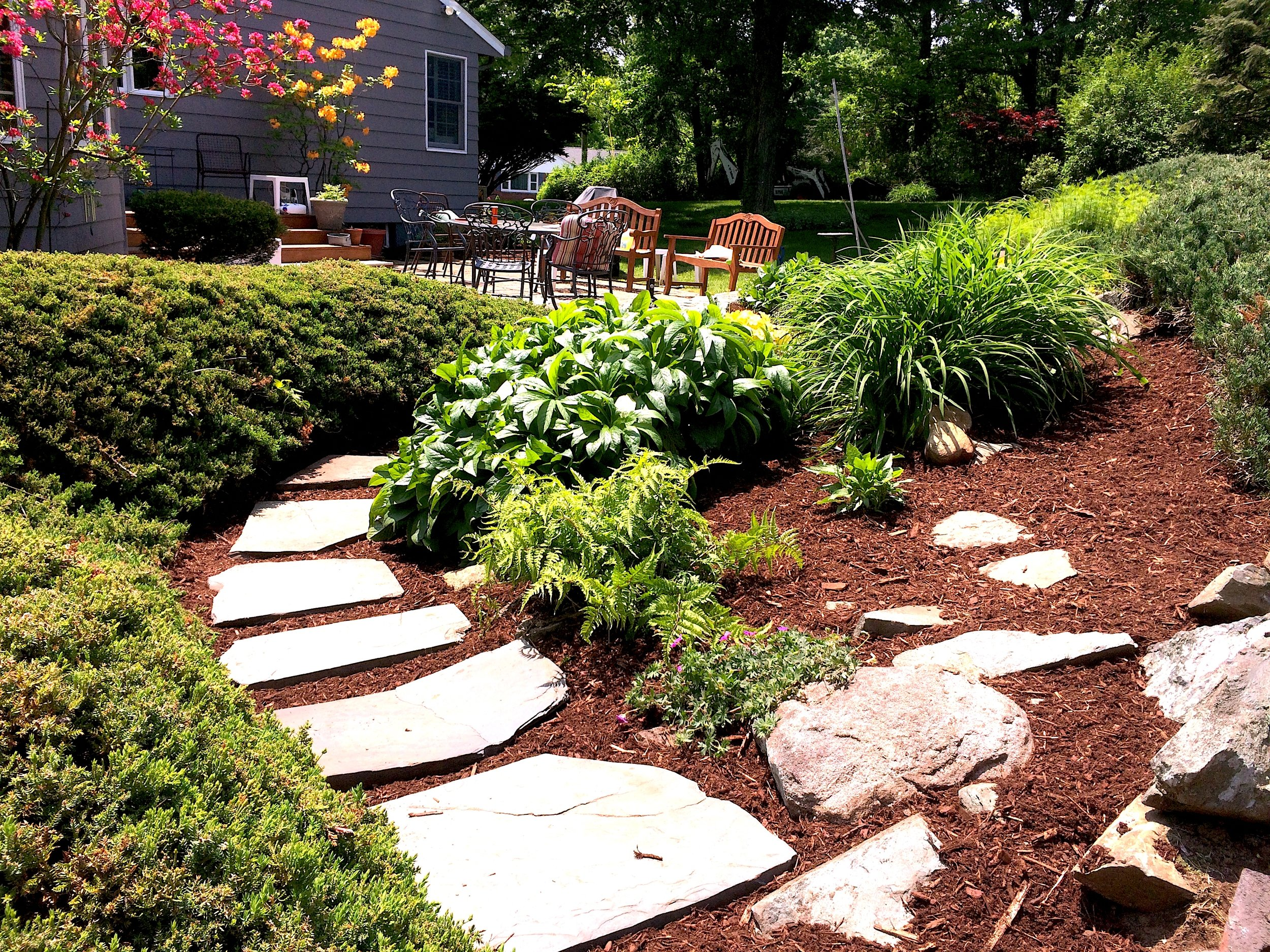 Landscape Design and Installation -