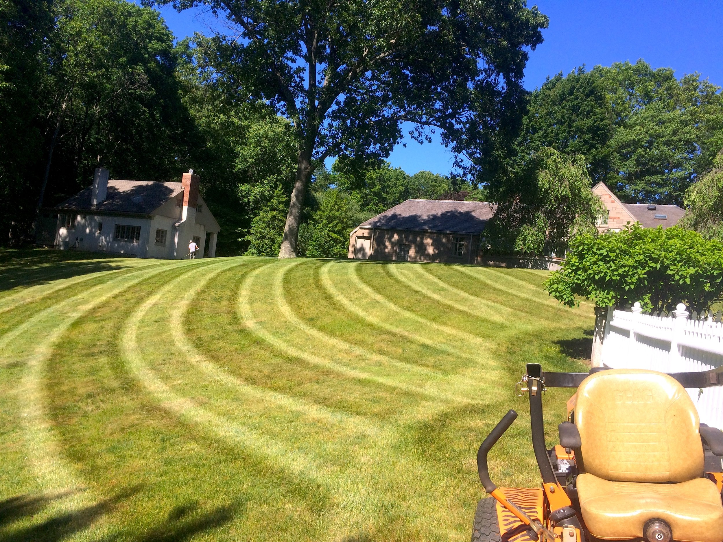 Garden and Lawn Maintenance -