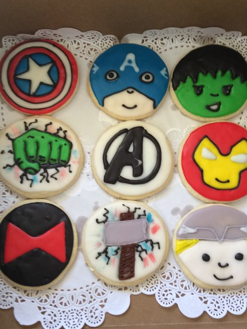Avenger Cookie.png