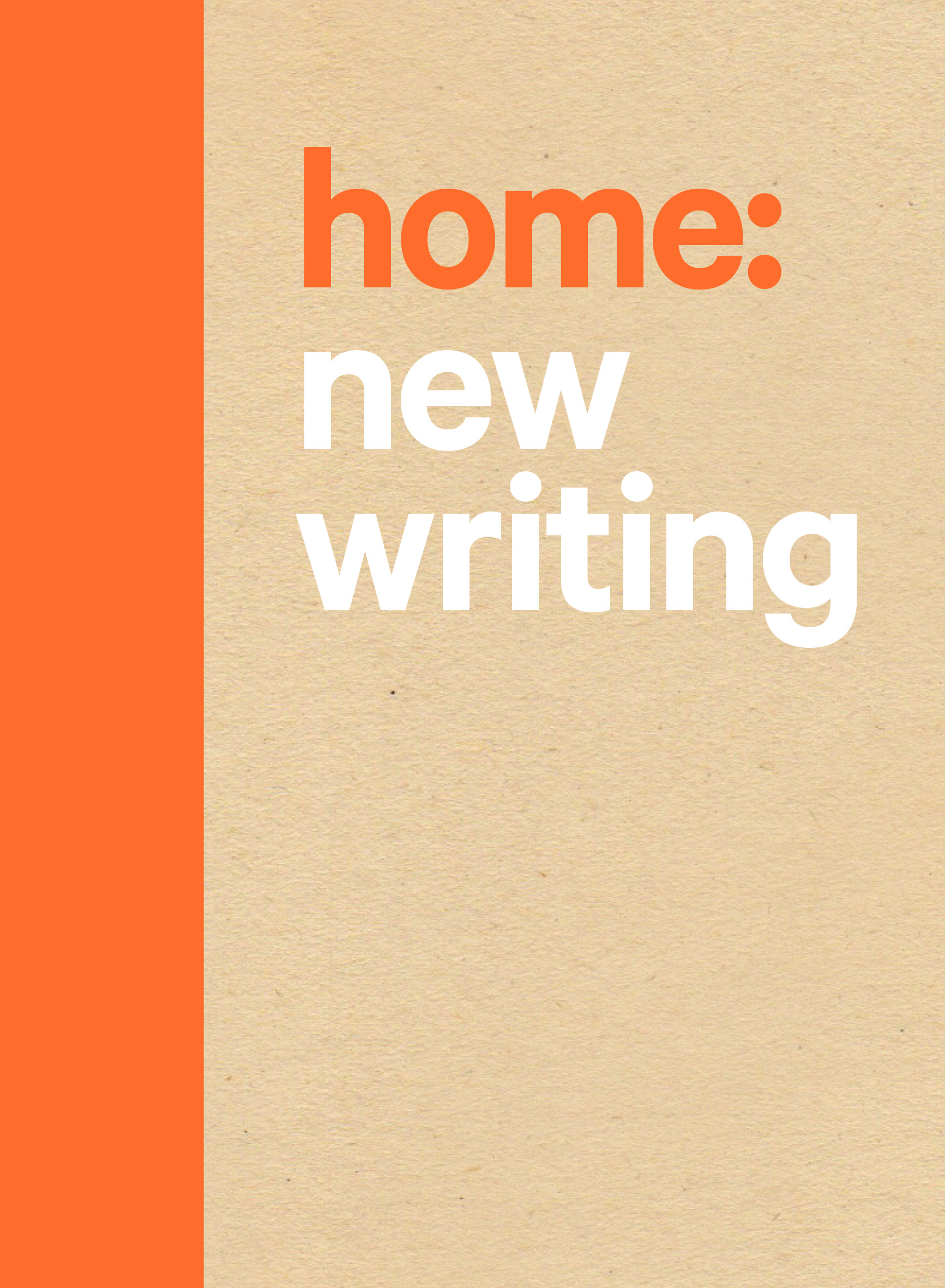 Home: New Writing  edited by Thom Conroy, book review for Stuff.co.nz