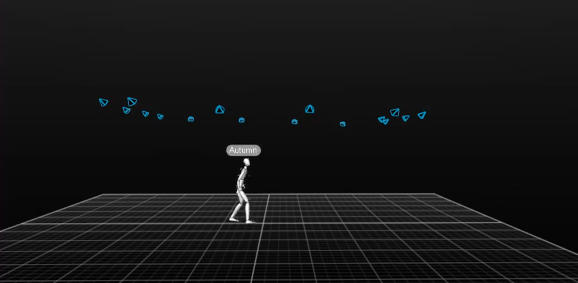 Copy of Motion capture with Motive