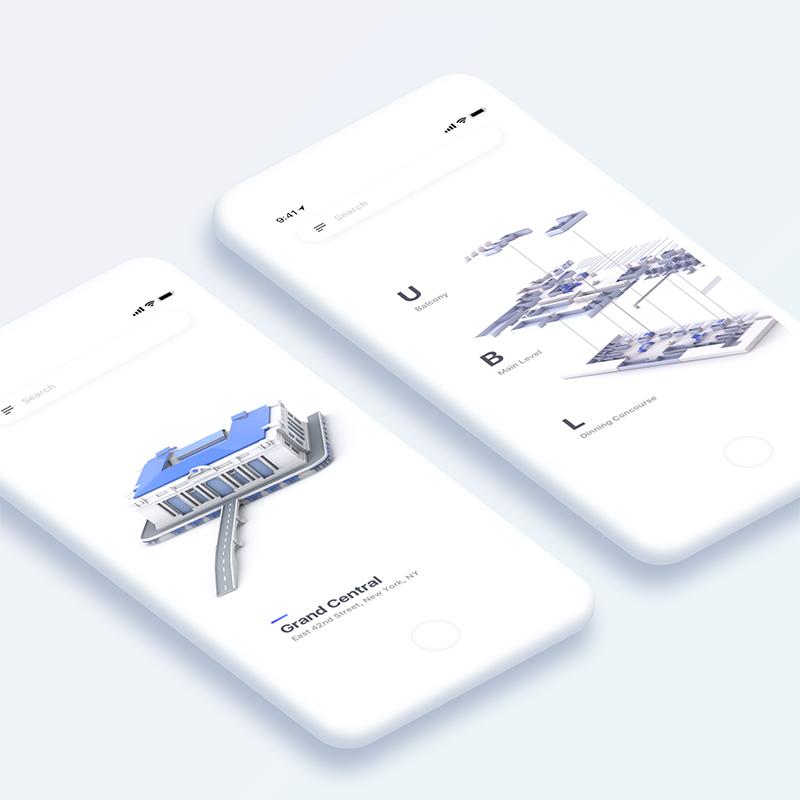 PATHINDOOR  Interaction Design | Augmented Reality | App Development