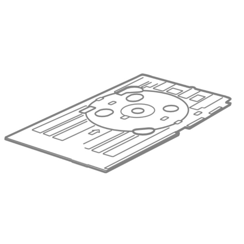 BANDEJADE CD  Para impresión de CD's & DVD's