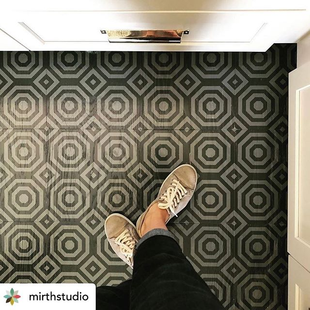 This ish is🍌🍌(B-A-N-A-N-A-S)! Hand painted hardwood tiles???? I could think of a million uses for these gems!! @mirthstudio doing HUGE things in the mass customization game!