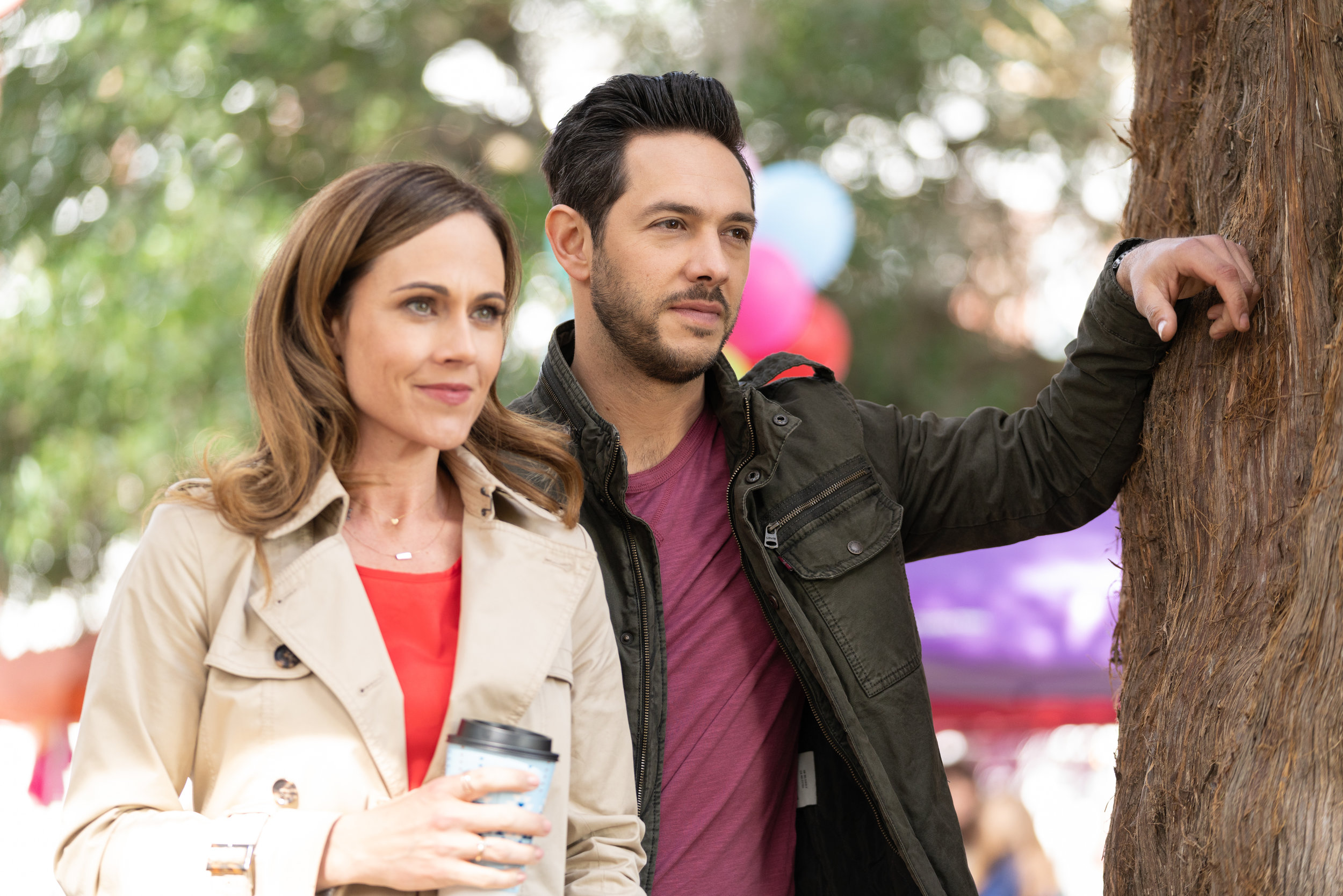 Nikki Deloach & Michael Rady - Love to the Rescue (2019)