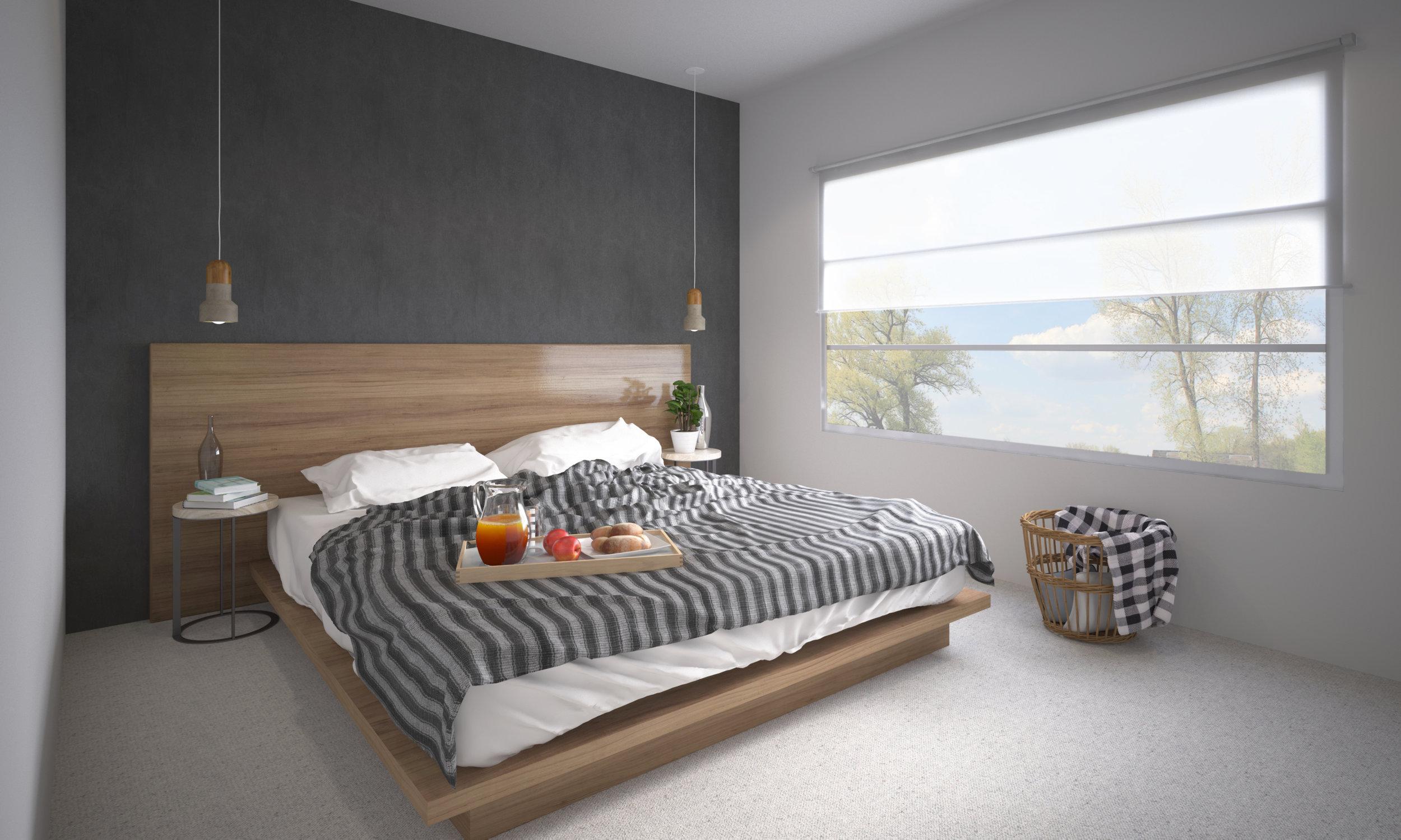 Copy of Bedroom with window.