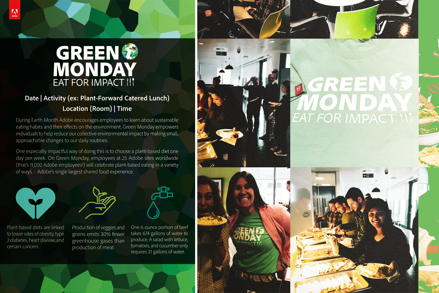 EVENT MARKETING COLLATERAL | EVENT SITE IMAGERY