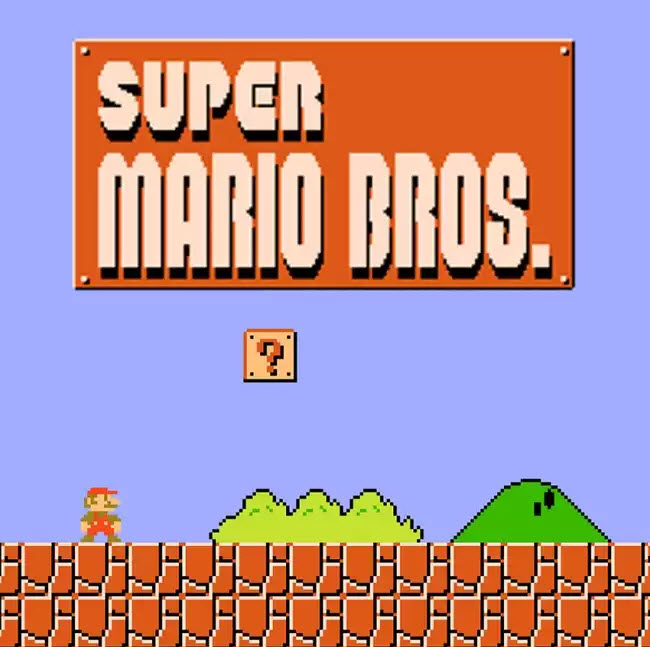 Shigeru Miyamoto, creator of Super Mario Bros…
