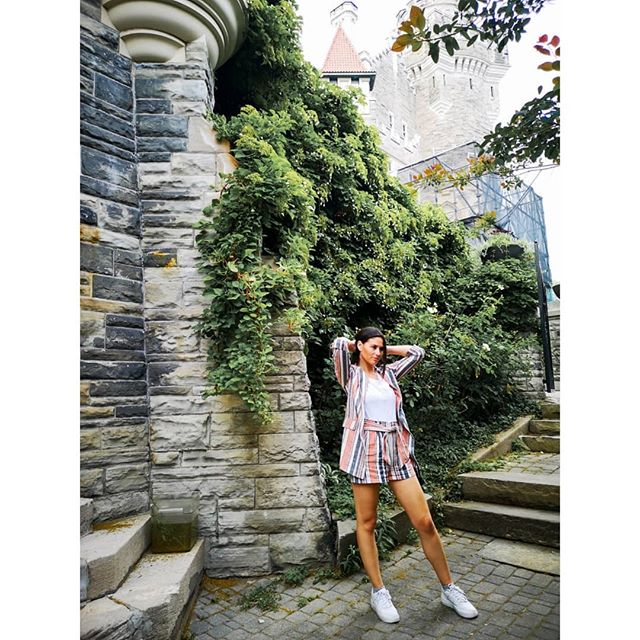 Could Photoshop some shtuff out but, to be honest, that's what it looks like 💁. Regardless, Soul in the City @casalomatoronto is fun! 🎷