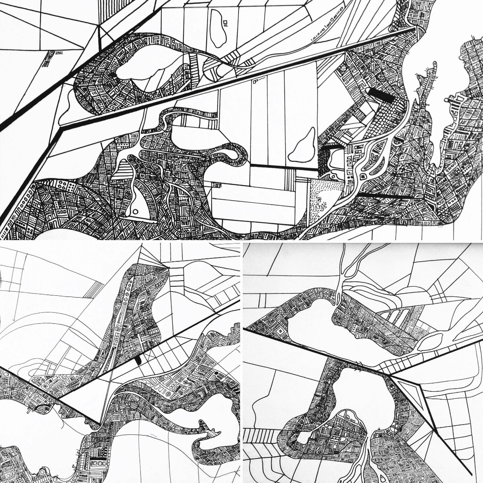 Musing III, Maps