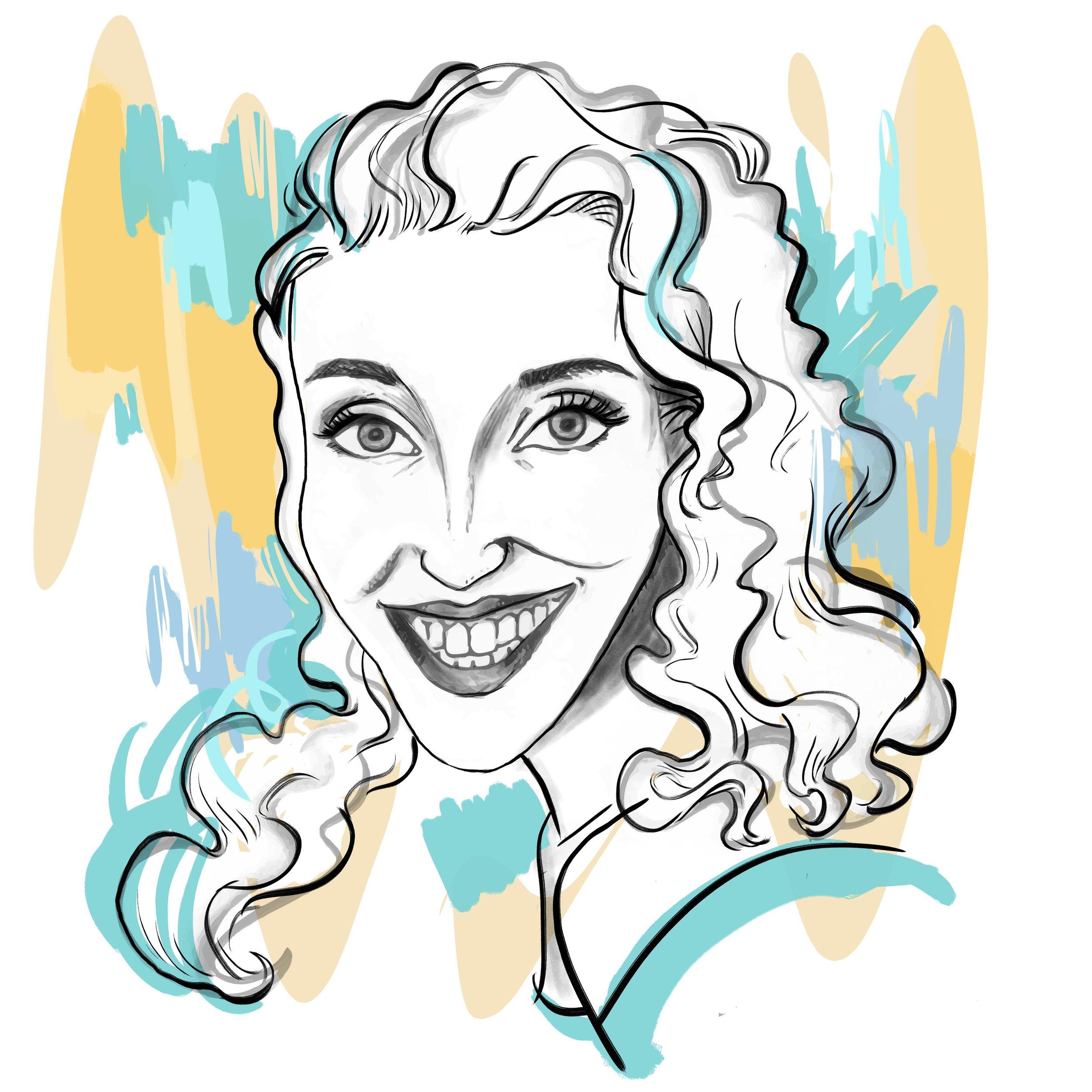 Rosie Anderson , casting director