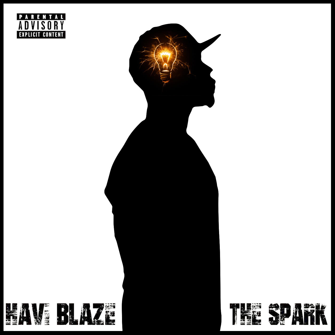 The Spark mixtape cover