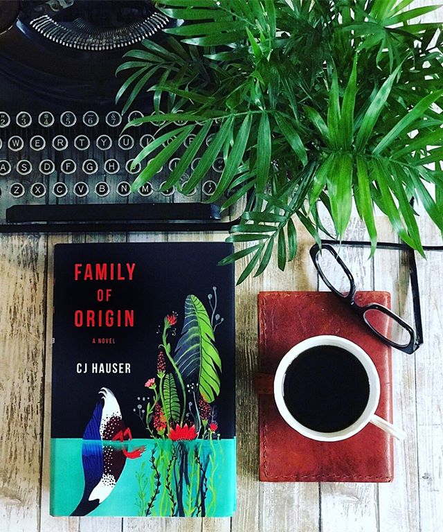 "#partner  The best way to start a Monday is with a GIVEAWAY!! I am excited to partner with @doubledaybooks to offer one lucky reader a finished copy of CJ Hauser's Family of Origin, which releases tomorrow!  The cover is GORGEOUS and it is described as ""delightfully funny and fiercely original, grappling with questions of nature and nurture, intimacy and betrayal and progress and forgiveness"". @publisherswkly called it ""a shimmering take on grief and family that will enthrall fans of character-driven stories with its bevy of dashed dreams and cluttered emotions."" (Head to the comments for the full story synopsis). • • Here's what you need to do to enter to win: 1)  Like this post 2)  Make sure you are following @prose_and_palate and @doubledaybooks  3)  Tag a friend that you think would be interested in reading this 4)  Enter as many times as you like and share this post in your stories for 24 hours for extra entries! • • That's it! Per the publisher's request, this giveaway is for US residents only, but don't worry international friends! I have something coming for you soon!  This giveaway will run through Wednesday, July 17th with the winner announced on Thursday, the 18th. Good luck!! . . . . . . #familyoforigin #giveaway #coverlove #colorpop #mood #proseandpalate #bookandcoffee #bookishlove #beautifulbooks #mood #bookphotographer  #flatlaytoday  #plantsmakepeoplehappy"