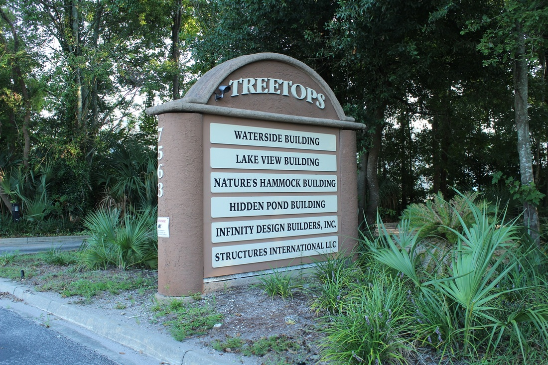 Treetops Plaza - Directly across from Duval Paving