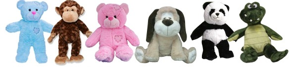 Cute and Cuddly Heartbeat Buddies! We have the biggest selection in town!