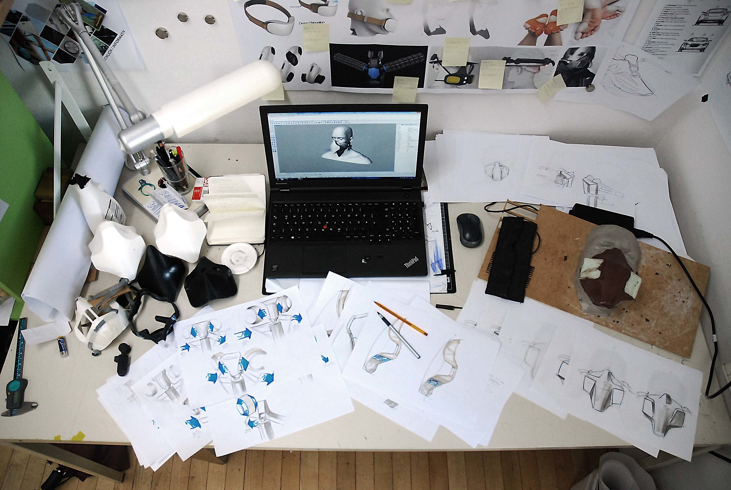 Process insights - A human centered design process