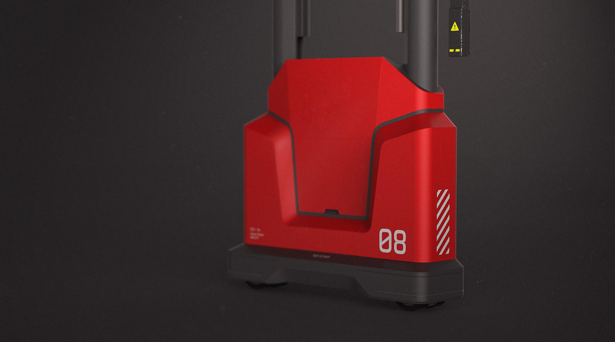 n-9 machine detail - elias pfuner