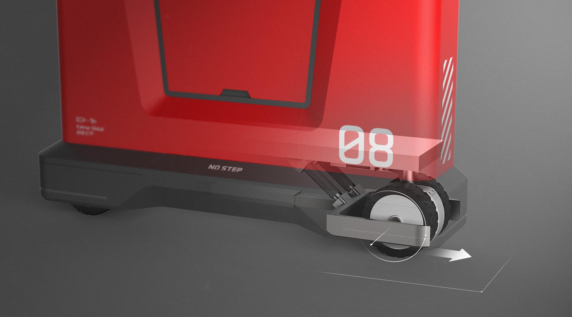 mechanic movement - rendering - 1