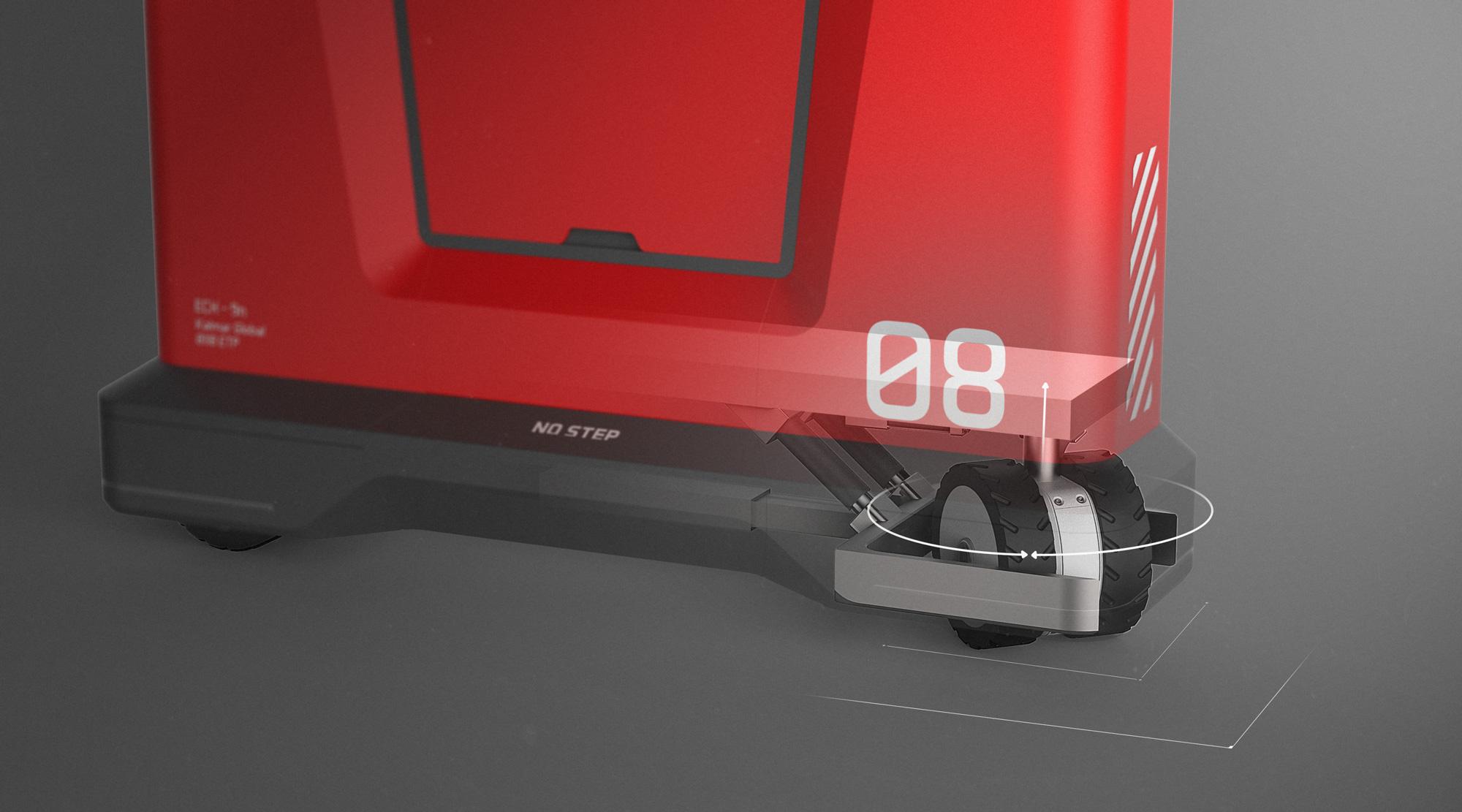mechanic movement - rendering - 2