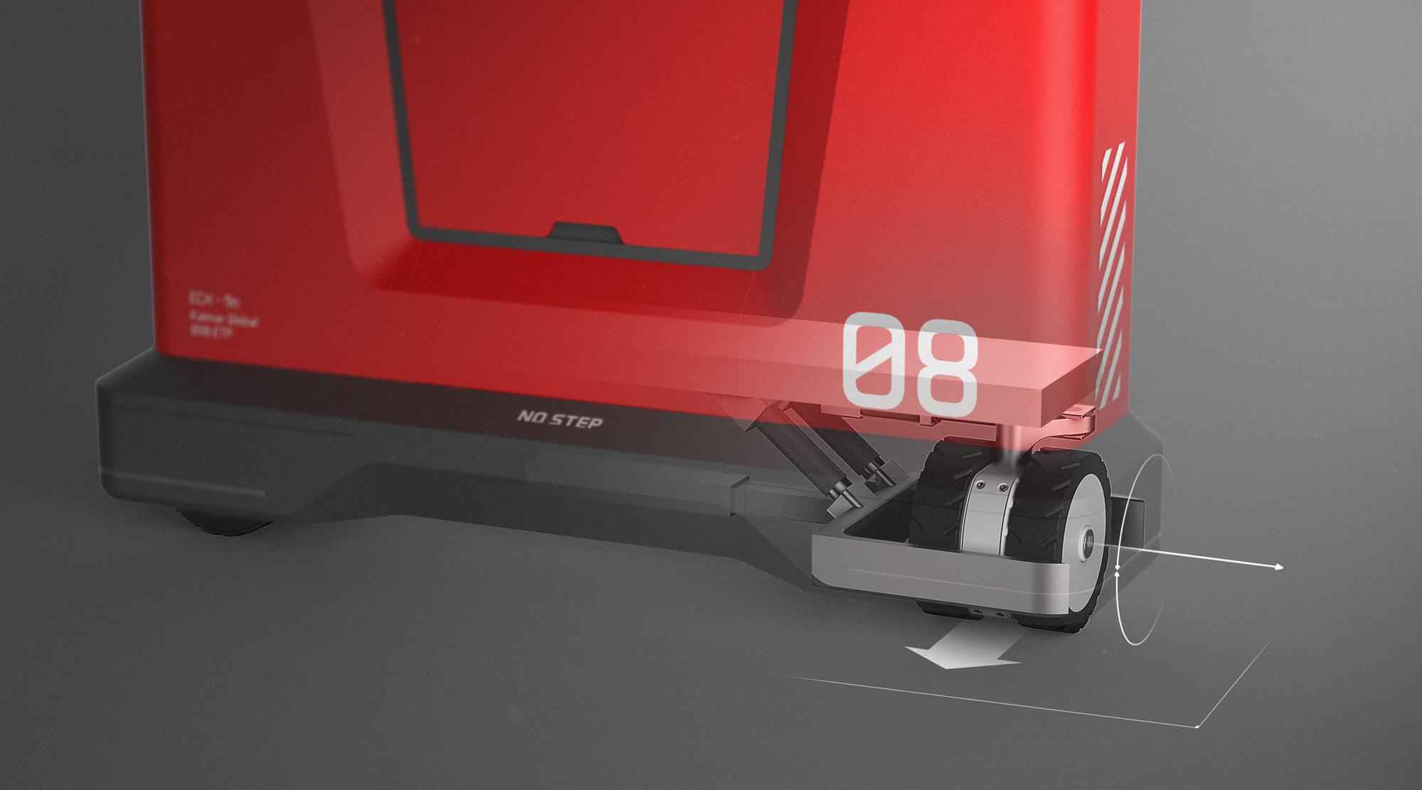 mechanic movement - rendering - 3
